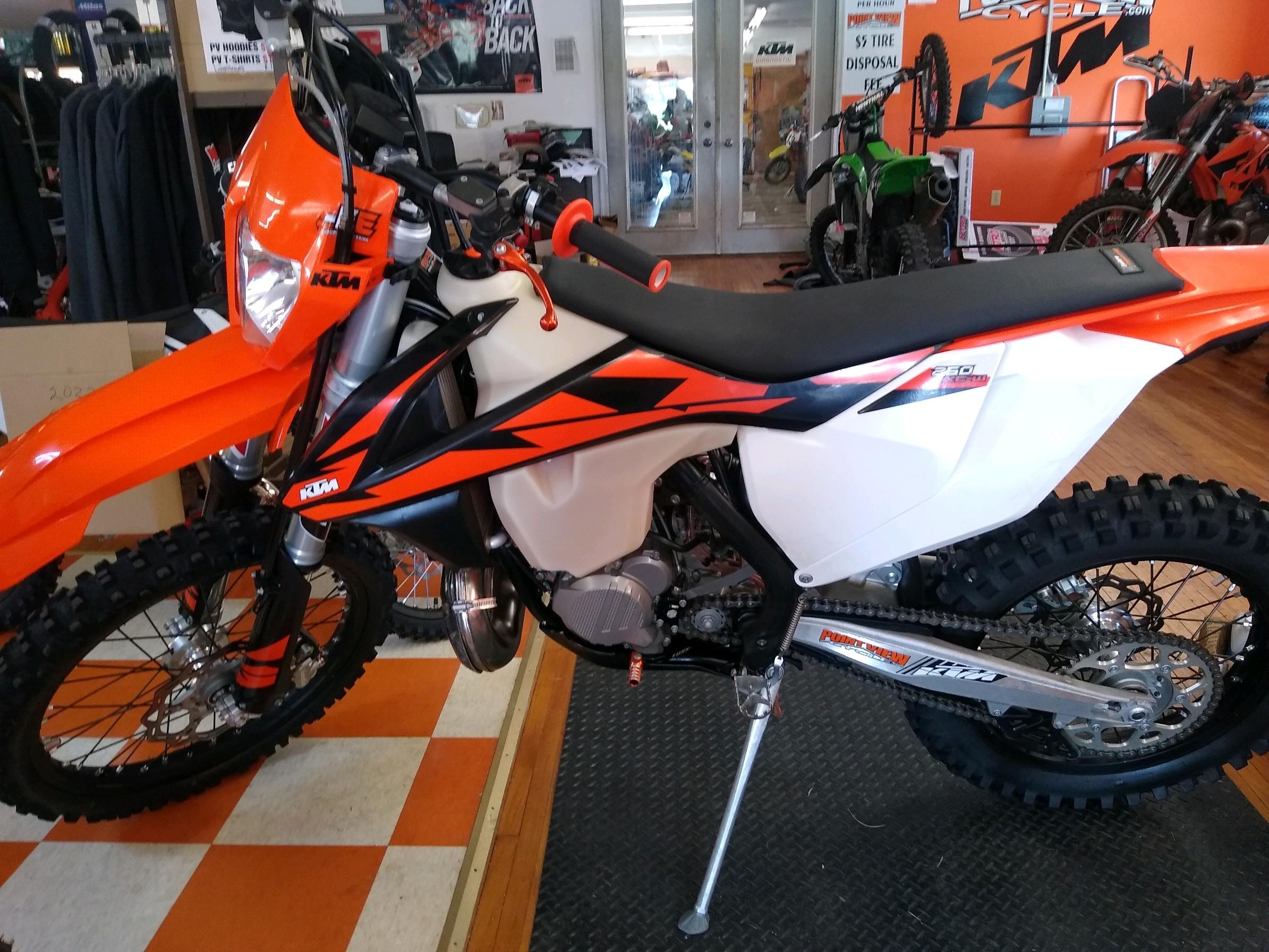 Photo Used 2018 KTM Dirt Bike Motorcycle  $8999
