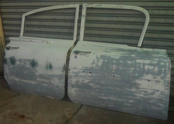 Photo 1959 Impala Bel air Biscayne Doors 4 door (marysville)