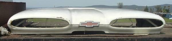 Photo 1960-1961 Chevy Hood C10-C-60 - $1,500 (MARYSVILLE)