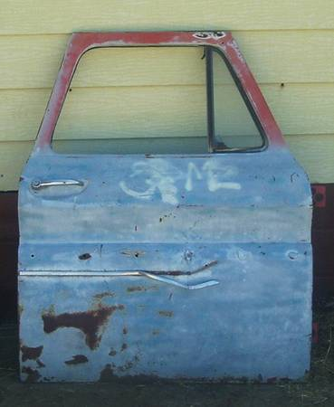 Photo 1964-66 Chevy Gmc Truck Door Pass side Rh (marysville)