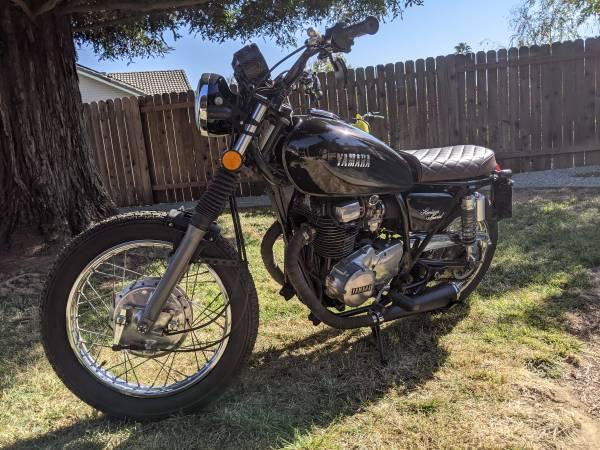 Photo 1984 Yamaha XS 400 - $2,000 (yuba city)