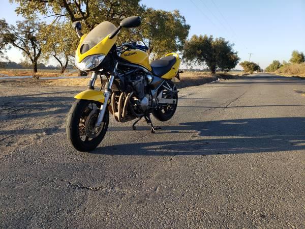 Photo 2003 Suzuki Bandit 600 - $2,500 (Davis)
