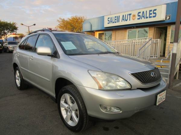 Photo 2007 Lexus RX 350 AWD - BRAND NEW TIRES - SUNROOF - ROOF RACK - LEATHER SEAT - $7988 ( Lexus RX-350 - AWD - BRAND NEW TIRES - SUNROOF - ROOF)