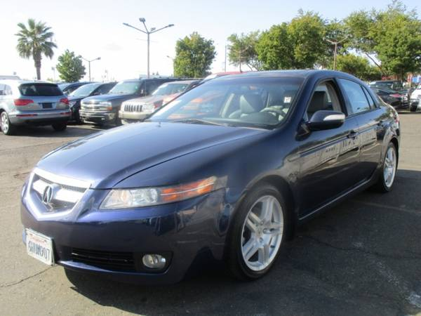Photo 2008 Acura TL - BRAND NEW TIRES - NAVI - REAR CAMERA - SUNROOF - HEATED SEAT - $5988 (2008 Acura TL - BRAND NEW TIRES - NAVI)