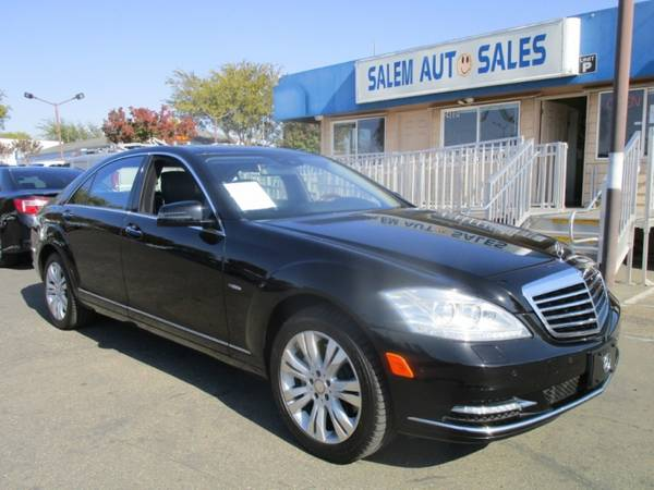 Photo 2010 Mercedes-Benz S-400 HYBRID - NAVI - REAR CAMERA - PANORAMIC ROOF - HEAT - $17488 (2010 MERCEDES-BENZ S-400 HYBRID - NAVI - )