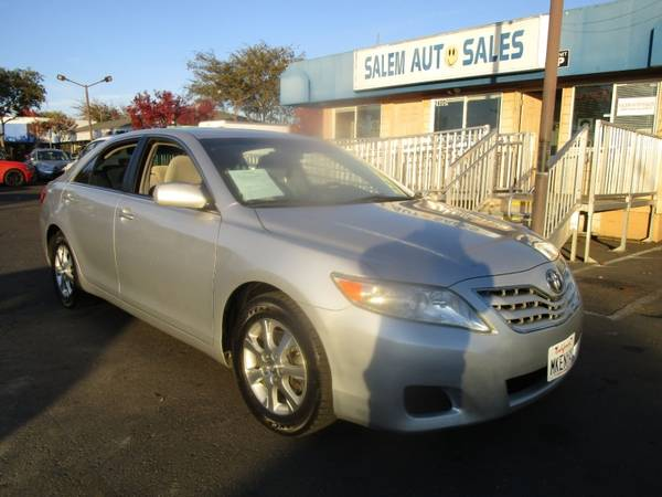 Photo 2010 Toyota Camry LE - RECENTLY SMOGGED - NICE AND CLEAN INTERIOR - AC AND H - $6,988 (2010 Toyota Camry LE - RECENTLY SMOGGED -)