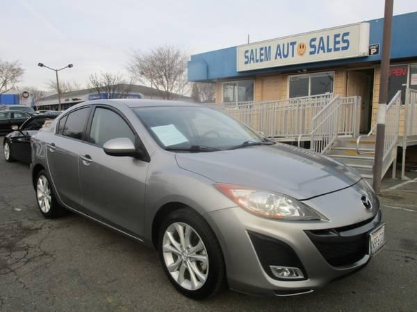 Photo 2011 Mazda Mazda3 - LOW MILEAGE - RECENTLY SMOGGED - GOOD ON GAS - GREAT FIR - $8488 (2011 Mazda Mazda3 - LOW MILEAGE - RECENTL)