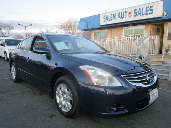 Photo 2012 Nissan Altima 2.5 S - GAS SAVER - GREAT COMMUTER CAR - CRUISE CONTROL - - $6488 (2012 NISSAN ALITMA 2.5 S - GAS SAVER -)