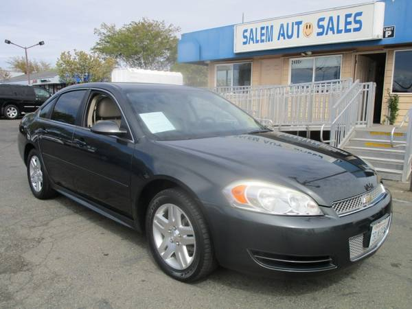 Photo 2013 Chevrolet Impala LT - LEATHER AND HEATED SEATS - RECENTLY SMOGGED - BOS - $7988 ( Chevrolet IMPALA LT - LEATHER AND HEATED SEATS - RECEN)