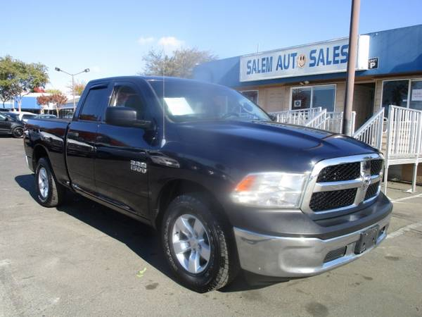 Photo 2013 Ram 1500 - RECENTLY SMOGGED - 6 SEATER - AC AND HEATER WORKS - GOOD YEA - $14,988 (2013 Ram 1500 - RECENTLY SMOGGED - 6 SE)