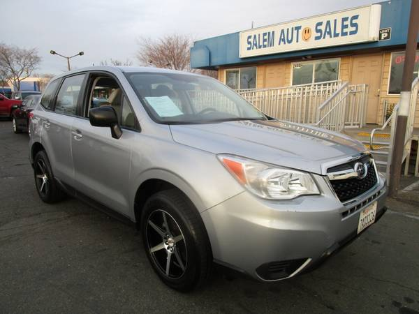 Photo 2014 Subaru Forester - 6 SPEED MANUAL TRANSMISSION - AWD - GOOD ON GAS - DRI - $8988 (2014 Subaru Forester - 6 SPEED MANUAL TRA)
