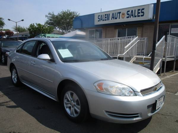 Photo 2015 Chevrolet Impala Limited - NEW TIRES - RECENTLY SMOGGED - AC WORKS - 6 - $8,488 (2015 Chevrolet Impala Limited - NEW TIRES)