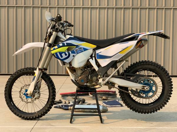 Photo 2016 Husqvarna FE 350 S - $8,000 (Colusa CA)