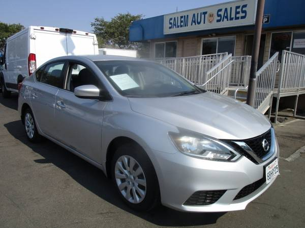 Photo 2017 Nissan Sentra - AC WORKS - GAS SAVER - GREAT COMMUTER - - $11,988 (2017 Nissan Sentra - AC WORKS - GAS SAV)