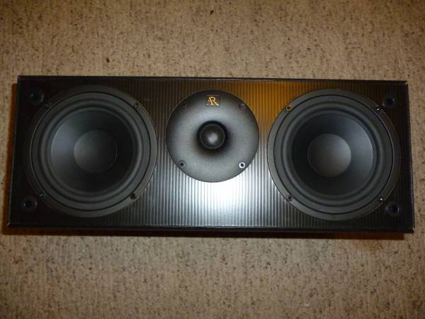 Photo Acoustic Research Center Channel Speaker - $20 (Dobbins)