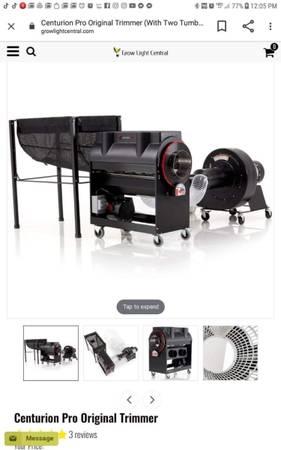 Photo Centurion pro Trim Machine - $5,000 (Yuba City)