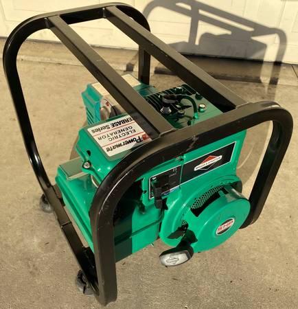 Photo Coleman Powermate 2250 Watts Generator and 5.0hp Engine (Works Good) - $275 (Yuba City)