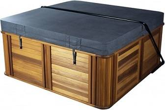 Photo Hot Tub Cover New In Box (yuba-sutter)
