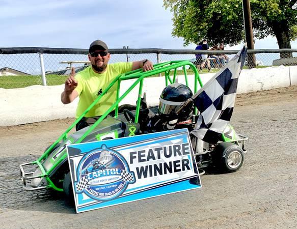 Photo Race Car Quarter Midget, Honda gx120 UT3 - $2,800 (Plumas Lake)