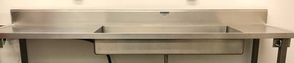 Photo Stainless Steel Photographic Darkroom Sink - $2,100 (Reno)