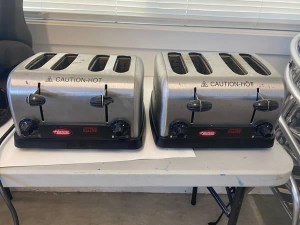 Photo Toaster Commercial grade - $180 (Sacramento)