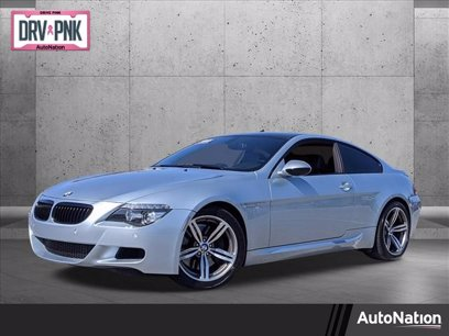 Photo Used 2009 BMW M6 Coupe for sale