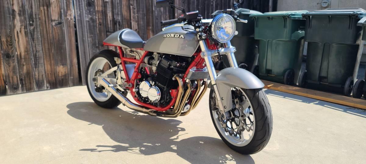 Photo 1977 Honda CB 750F $9800207.76207.76