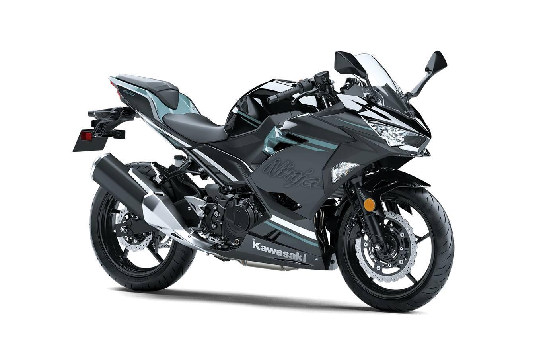 Photo 2020 Kawasaki Ninja 400 ABS $5499