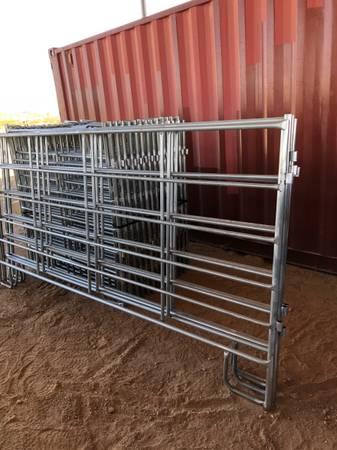 Photo 10-ft Horse Panels - $58 (Maricopa)