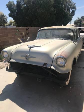 Photo 1956 Oldsmobile 98 4 door - $3500