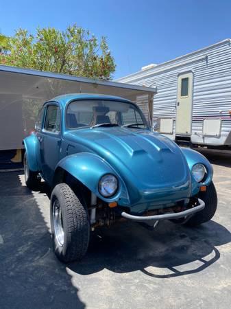 Photo 1972 Volswagen Beetle Baja Bug - $6,000 (Yuma AZ)