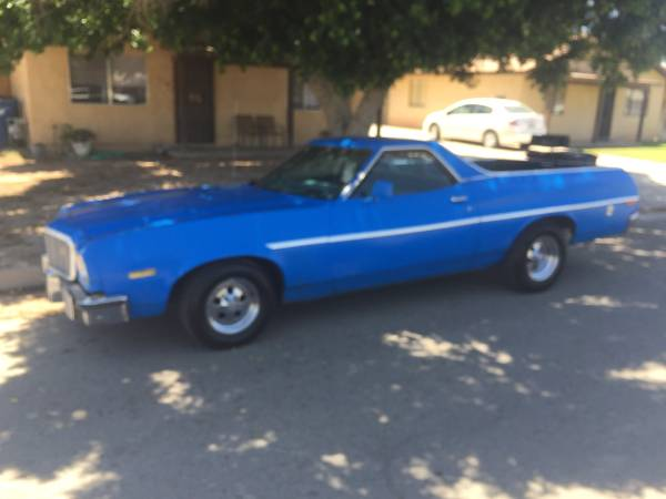 Photo 1976 Ford Ranchero - $3500 (Foothills)