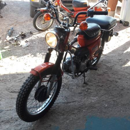 Photo 1979 Honda trail 90 - $2,250 (Lake Havasu City)