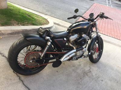 Photo 1995 Harley 883 Sportster - $3,500 (Highland Park Ca.)