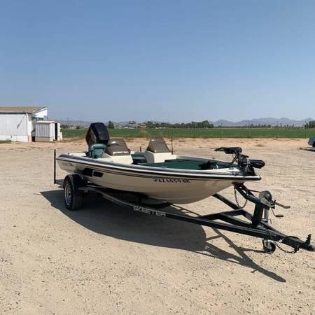 Photo 1996 Skeeter Bass Boat - $11,000 (Yuma)