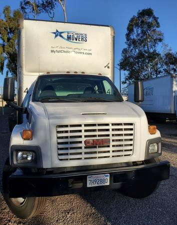 Photo 2004 GMC C6500 - Box Truck - Moving Truck - $4500 (San Diego, CA)
