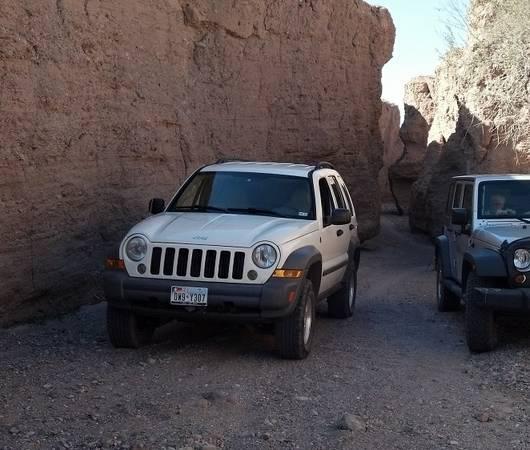 Photo 2005 Jeep Liberty CRD diesel 4WD - $7500 (Yuma)