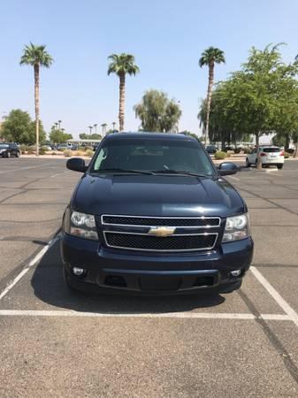 Photo 2008 Chevy Tahoe LT 4x4 - $11,900 (Yuma)