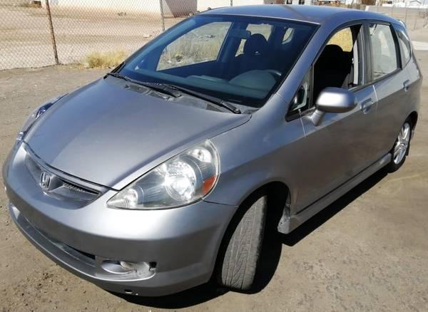 Photo 2008 Honda Fit - $2200 (El centro)