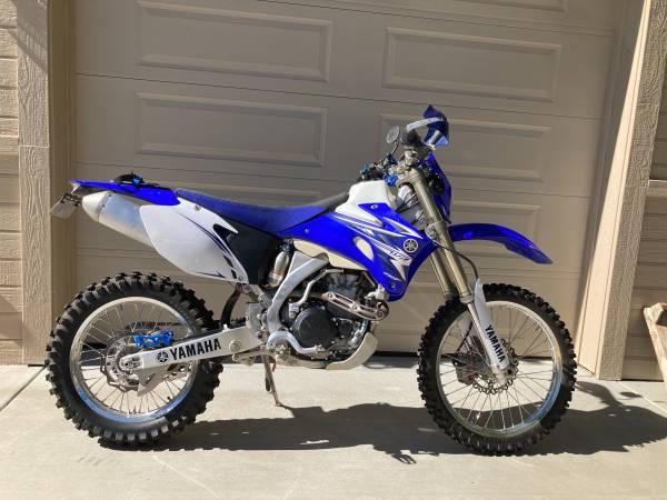 Photo 2009 Yamaha WR450 - $5,000 (Prescott)