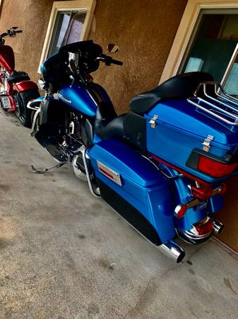 Photo 2011 Harley-Davidson FLHTP - $9,500 (San diego)