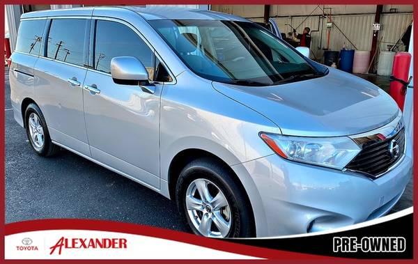 Photo 2012 Nissan Quest - Call 844-850-0271 - $10440 (2012 Nissan Quest Alexander Toyota)