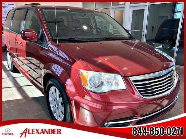 Photo 2014 Chrysler Town  Country - - $12,440 (2014 Chrysler Town  Country Alexander Toyota)
