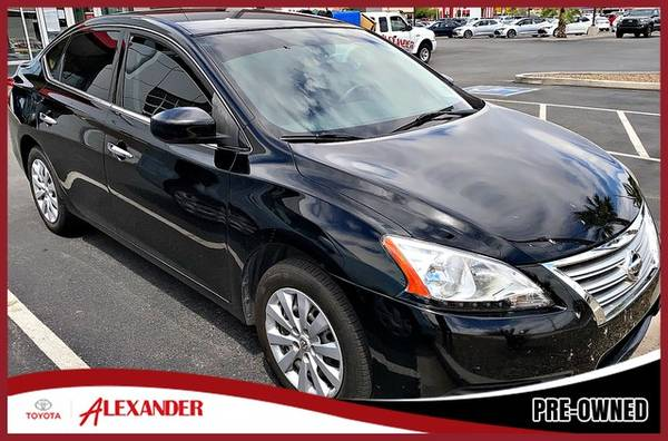 Photo 2014 Nissan Sentra - Call 844-850-0271 - $7480 (2014 Nissan Sentra Alexander Toyota)