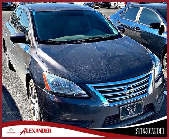Photo 2014 Nissan Sentra - Call 844-850-0271 - $8998 (2014 Nissan Sentra Alexander Toyota)