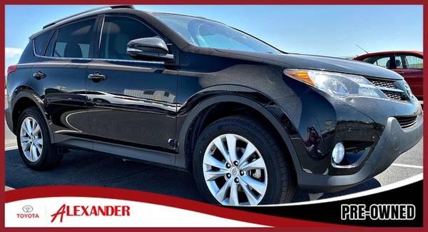 Photo 2014 Toyota RAV4 - - $15,987 (2014 Toyota RAV4 Alexander Toyota)