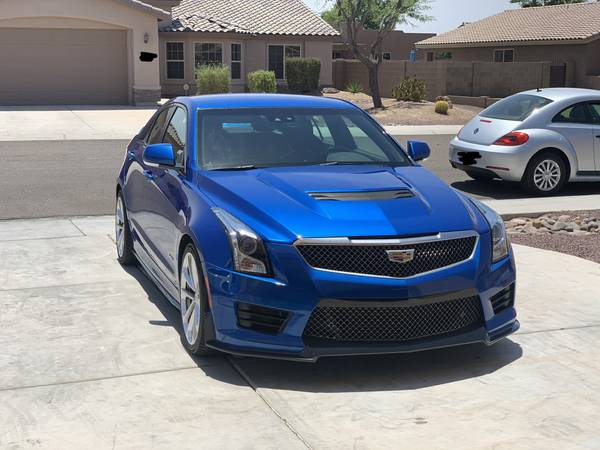 Photo 2016 Cadillac ATS V - $38000 (Yuma)