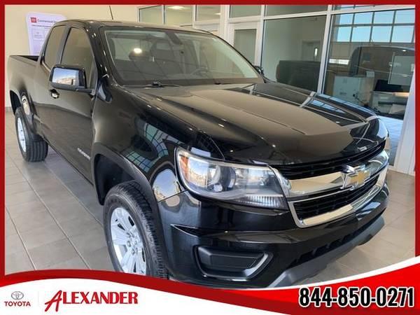 Photo 2016 Chevrolet Colorado - Call 844-850-0271 - $20987 (2016 Chevrolet Colorado Alexander Toyota)