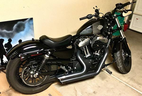 Photo 2016 Harley-Davidson Sportster Forty Eight (48) - XL1200X - Clean - $9,000 (Gilbert)