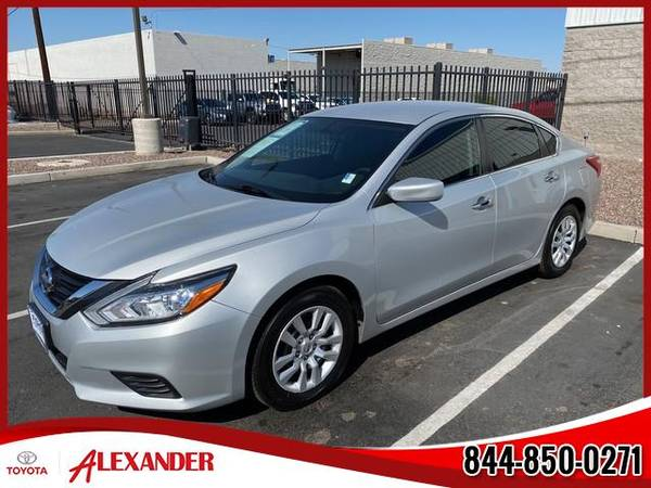 Photo 2016 Nissan Altima - Call 844-850-0271 - $11987 (2016 Nissan Altima Alexander Toyota)